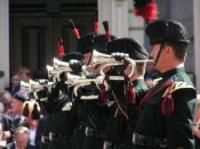 Buglers of The Rifles