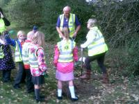 Crofton Hammond Infants Planting Project 024