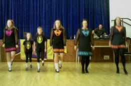 Irish Dancing   Senior Citizens Party Sept 2011 062
