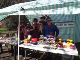 The Jesters Stall