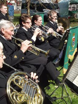 HMS Collingwood Volunteer Band