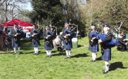 Harbour Pipes & Drums