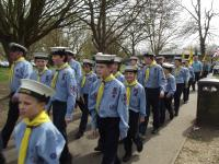Sea Scouts from Warsash