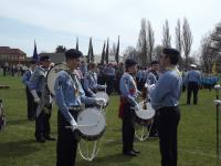 Scout Drum section 234