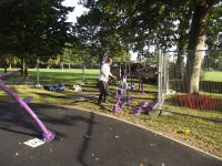 Outdoor Gym Day 4 015