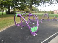 Outdoor Gym Day 5 011