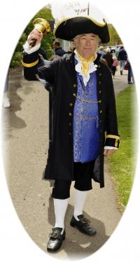 Barry the Town Crier