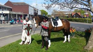 St. George, with Murphy and Squire