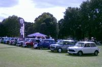 Stubbington Fayre   Minis on Parade  AUGUST 2011 050