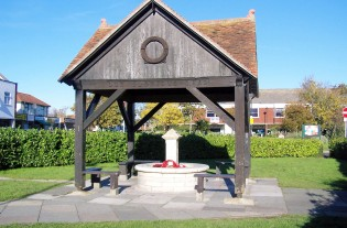 War Memorial, Stubbington    CNV00008