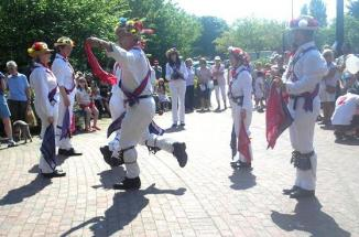 Wickham Morris Dancers