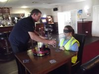 World Sight Day Oct 2014 The Taste Test with Paul and Tonie 057
